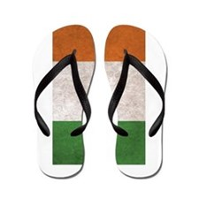 Cute Irish Flip Flops
