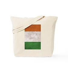 Cute Irish flag Tote Bag