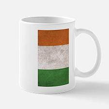 Irish Flag Vintage / Distressed Mugs