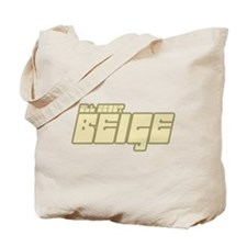 All About Beige Tote Bag
