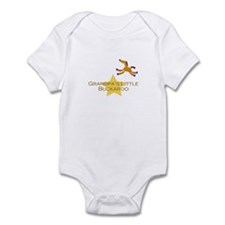 Grandpa's Little Buckaroo Infant Bodysuit