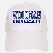 WOODMAN University Baseball Baseball Cap