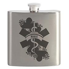 Cute Nurses week Flask