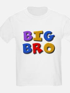 'BIG BRO' for the big brother Kids T-Shirt