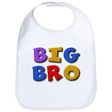 'BIG BRO' for the big brother Bib
