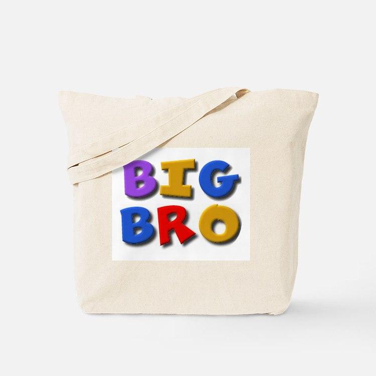 'BIG BRO' for the big brother Tote Bag