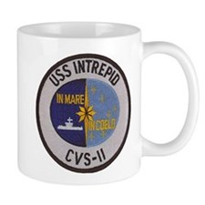 USS INTREPID Mug