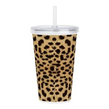 Unique Animal pattern Acrylic Double-wall Tumbler