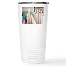 Model boat building, Be Travel Coffee Mug