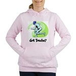 Got Touche? Women's Hooded Sweatshirt