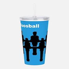 iFoosball Acrylic Double-wall Tumbler