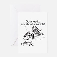 NH Go Ahead Ask Greeting Cards (Pk of 10)