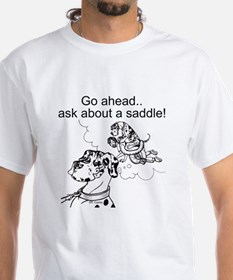 NH Go Ahead Ask Shirt