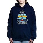 Ice Hockey Women's Hooded Sweatshirt