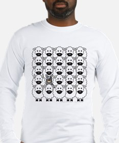 ACD and Sheep Long Sleeve T-Shirt