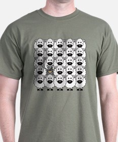 ACD and Sheep T-Shirt