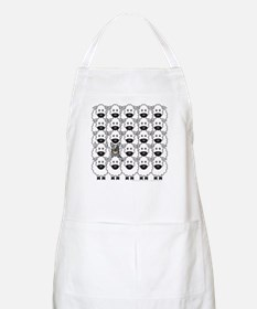 ACD and Sheep BBQ Apron