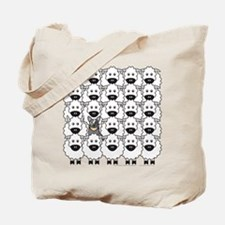 ACD and Sheep Tote Bag