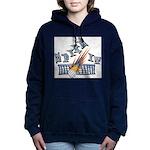 Spike It Women's Hooded Sweatshirt