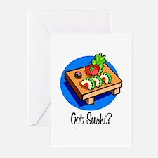 Got Sushi? Greeting Cards (Pk of 10)