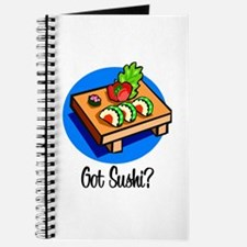 Got Sushi? Journal