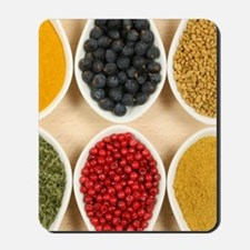 Colorful Spices Mousepad