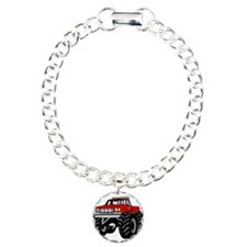 Red MONSTER Truck Bracelet