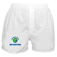 World's Best BIG BROTHER Boxer Shorts