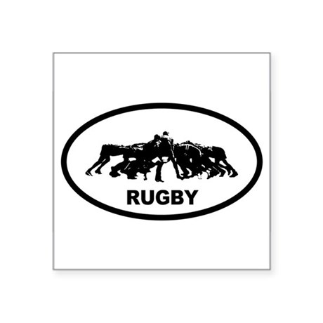 RUGBY6 Sticker