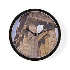 Paestum. Temple of Naptune (Hera II). D Wall Clock