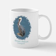 BROWN PELICAN - ENDANGERED Mug