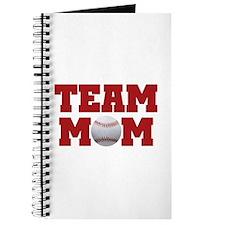Baseball Team Mom Journal
