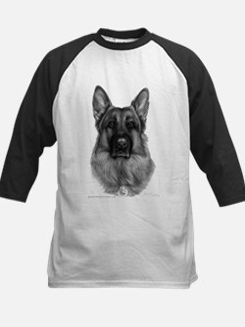 Rikko, German Shepherd Tee