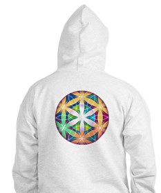 Holographic Awareness Icon, Hoodie