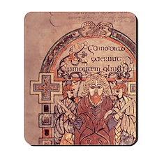 8th cent.Arrest of Christ. Gospel of St  Mousepad