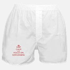 Cute Freeloader Boxer Shorts