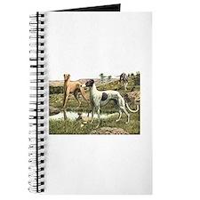 Greyhound Art Journal