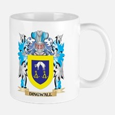 Dingwall Coat of Arms - Family Crest Mugs