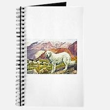 Great Pyrenees Art Journal
