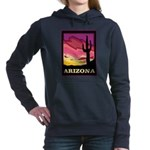 Arizona Women's Hooded Sweatshirt