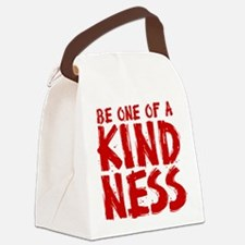 KIND NESS Canvas Lunch Bag