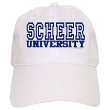 SCHEER University Baseball Cap