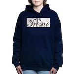 Vintage Fresno Women's Hooded Sweatshirt