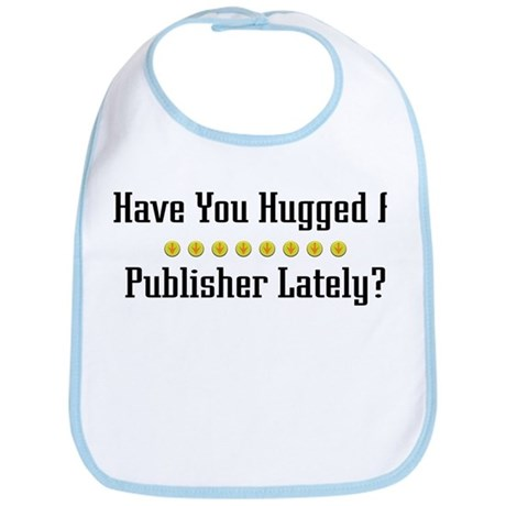 Hugged Publisher Bib