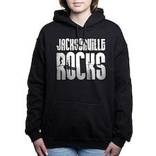 Jacksonville Rocks Women's Hooded Sweatshirt