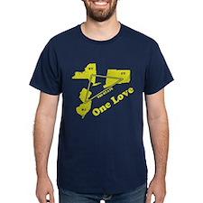 NY, NJ & CT - One Love T-Shirt