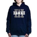 HI Hawaii Women's Hooded Sweatshirt