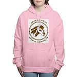 Hawaiian Women's Hooded Sweatshirt