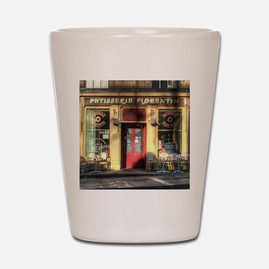 Old Fashioned store Shot Glass