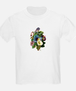 Victorian Floral T-Shirt